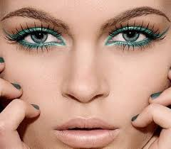 diffe styles of cat eye makeup aelida