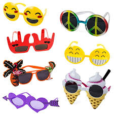 Tigerdoe Funny Sunglasses – 7 Pairs - Photo Booth ... - Amazon.com