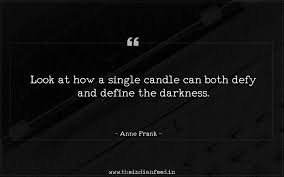 40 ThoughtProvoking Anne Frank Quotes On Life And Hope That Will Simple Anne Frank Quotes