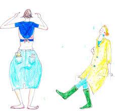 Hp イラスト寄る年波とおしゃれの波 ホホホの本田style