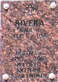 Bertha B Barela Rivera (1930-2010) - Find A Grave Memorial