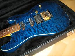 show us your blue color quilted maple tops! | Harmony Central & 07-30-2008, 06:19 AM Adamdwight.com