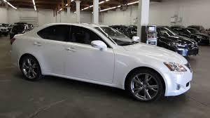 lexus is 250 2008 white. Brilliant White In Lexus Is 250 2008 White P