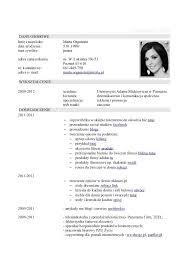 Writing A Professional Resume Curriculum Vitae Or Curriculum Vitae