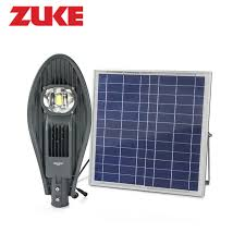 Solar Street Lighting All In One Integrated 8800LMSolar Powered Lighting Systems