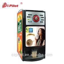 Maxwell House Coffee Vending Machine Cool Tabletop Instant Powder Coffee Maker Gaia 48SGaia Plus View Coffee