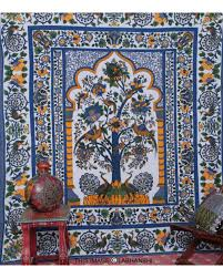 sweet tree of life wall hanging peacock tapestry copper celtic hobby lobby