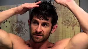 how to cut trim shape your own hair medium length men s hair you