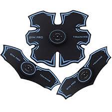 <b>Stimulator Muscle Toner Rechargeable</b>, EMS <b>Abdomen Muscle</b> ...