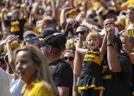 Live Updates From Kinnick Stadium Middle Tennessee State At