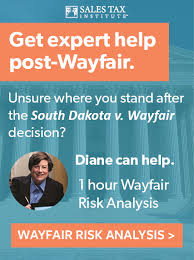 Sales Tax Institute Nexus Chart What Do I Need To Know About The Wayfair Case And Economic