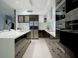 U Shaped Modern Kitchen Designs Homes Abc
