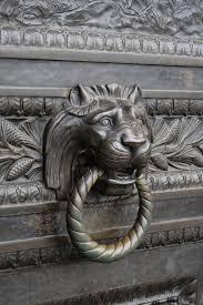 Lion's head door knocker 3 by HKPasseyStock on DeviantArt