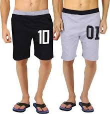 <b>Slim Fit Shorts</b>
