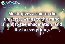 Inspirational Quotes About Music And Life 100 Inspirational Music Quotes Remind Us Why We Love EDM 87