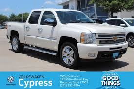 Pre-Owned 2013 Chevrolet Silverado 1500 LTZ With Navigation & 4WD