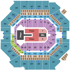 Verizon Center Interactive Seating Chart Concert Buy Billie Eilish Tickets Seating Charts For Events
