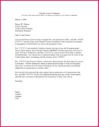 Invitation Letter Sample For Visa Usa New Gallery Of Visa Support ...