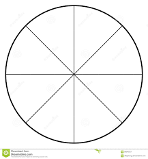 Vector Business Pie Chart Circle Infographic Template Stock Excel