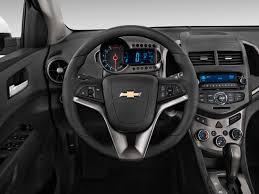 Chevrolet Sonic LS Manual Sedan (2013)