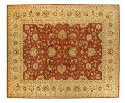 orange persian rug pink orange persian rug