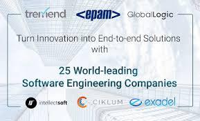 The Custom Companies Top 20 Trusted Custom Software Development Companies 2018
