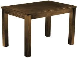 Tisch 120x80 Eiche Antik Massive Pinie