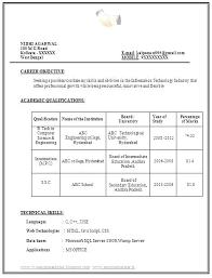 Bca Resume Format Fresher Resume Format Fresher Resume Format How To ...