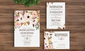 Most Popular Wedding Invitations On Etsy