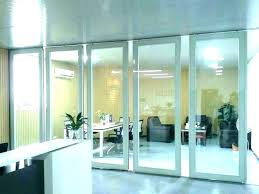 glass wall office partitions cost walls