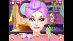 my princess room cleaning princess spa game makeover games by gameimax