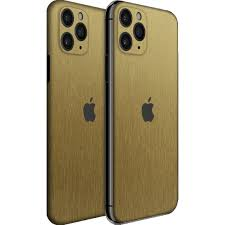 iphone 11 pro max skins anium gold
