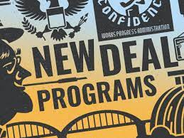 Fdic began insuring banks on january 1, 1934. What Were The New Deal Programs And What Did They Do Thestreet