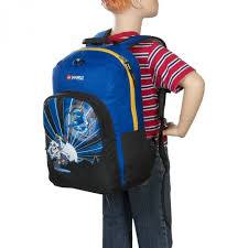 LEGO Heritage Classic Backpack Ninjago Lightning by LEGO - Shop Online for  Bags in Australia