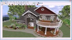 House Exterior Design Software Simple Plan Drawing Making 3d Free ...