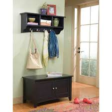 Entry Hall Bench Coat Rack Mudroom Front Entry Bench With Storage Hallway Coat Cupboard 87
