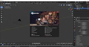 Open Source Lighting Software Blender Software Wikipedia