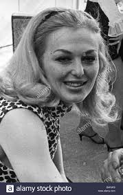 Eleanor Connery wife of Neil Connery actor brother of Sean Connery ...