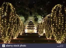 Miami Christmas Lights Tour Miami Florida Vizcaya Museum And Gardens Renaissance