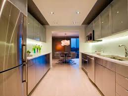 Gallery Kitchen 33 Small But Stylish Galley Kitchens Marble Buzz