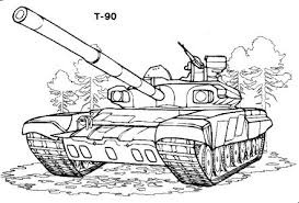 Small Picture Free Coloring pages for boys and girls Technique Tanks vehicles