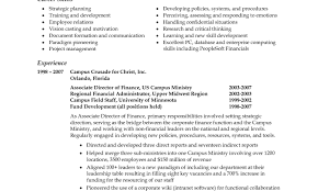 Ministry Director Cover Letter Oracle Support Cover Letter
