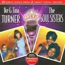 Ike & Tina Turner Meet the Soul Sisters