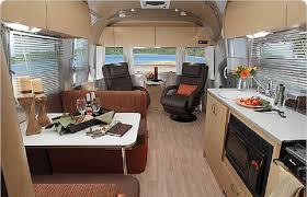Airstream Interior Design Painting Unique Inspiration Ideas