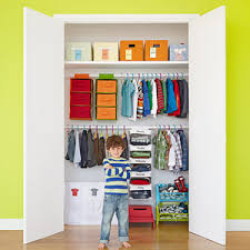 Organizing Kid Closets -must Try This In The Boys Rooms  Pinterest