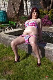 Homemade bbw chubby cristina