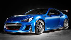 This is Subaru's 450bhp BRZ STI | Top Gear
