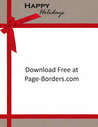 Free Border Downloads For Word Free Editable Christmas Borders Free Microsoft Word Holiday