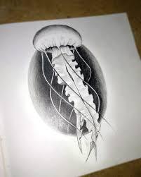 сделать татуировку медуза в городе симферополь по эскизу мастера