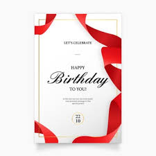 card invitation birthday invitation vectors photos and psd files free download